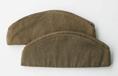 WW2 russian sidecap (pilotka) ?