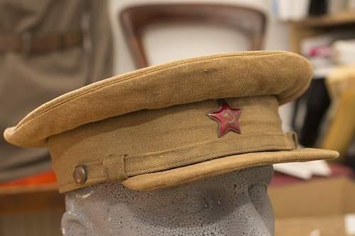 Soviet Field Cap