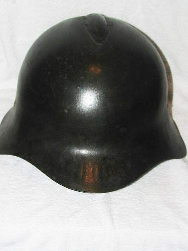 Russian Helmet question?