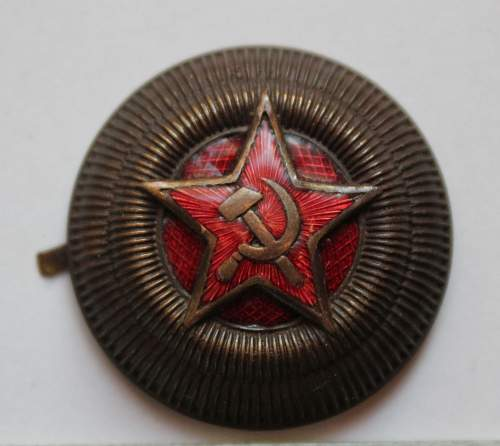 General's cap badge for your opinions
