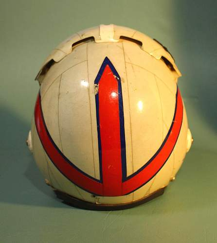 russian mig fighter helmet