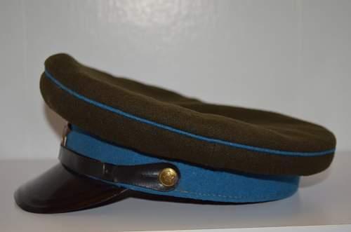 Airforce hat 1952