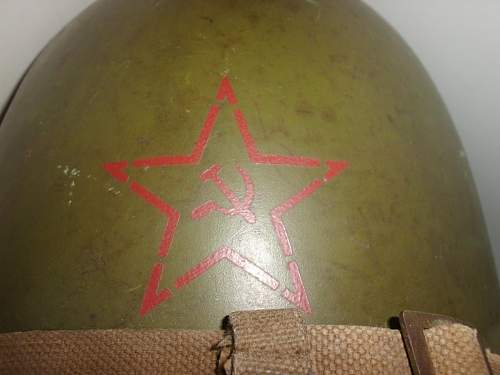 SSH39 With Red Star.