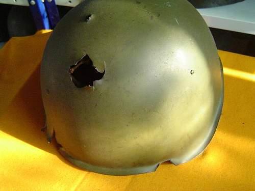 Nice battle damaged SSch-39