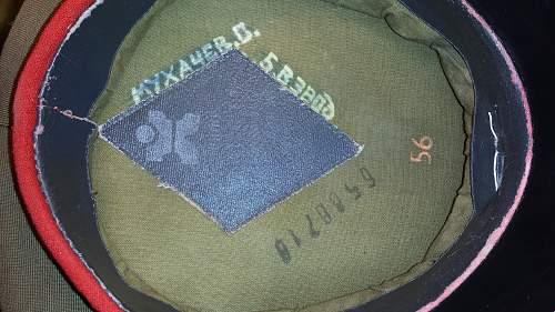 russian cap What vintage?