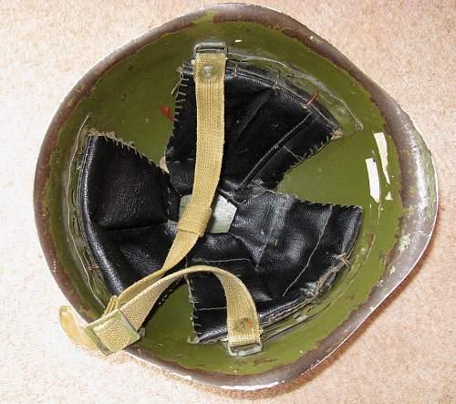 SSh40 traffic controller helmet