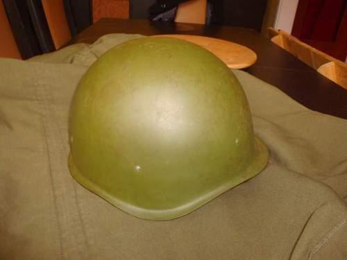Request information helmet Russian