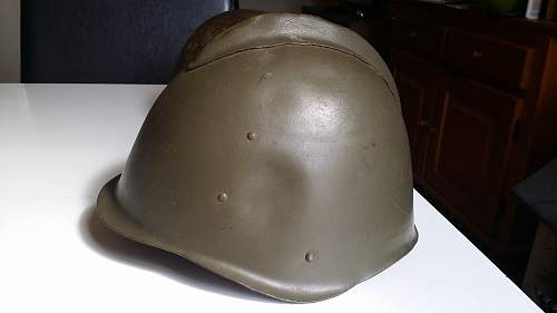 what models are these 2 helmets and maybe some extra info about them as wel?