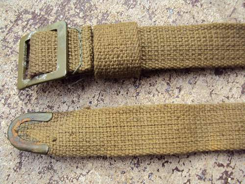 M40 Chinstrap-WW2 or Post War-Who Knows??