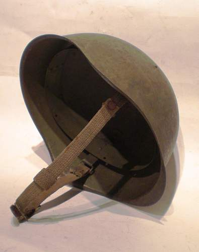 A Ssh39 with a strange chinstrap