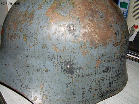 Soviet M36 steelhelmet, early