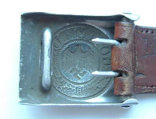 Original Heer Buckle?  What do you think?