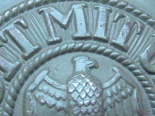 Click image for larger version.  Name:M5_187 Steel J C Maedicke Berlin 1941 Eagle Mint.JPG Views:182 Size:125.6 KB ID:1006