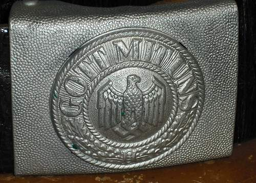 Belt and Buckle--what do you think??