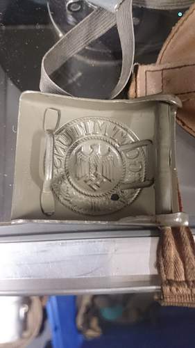 Noelle & Hueck 1942 buckle wh