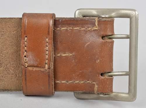 Heer Officer's Belt Buckle