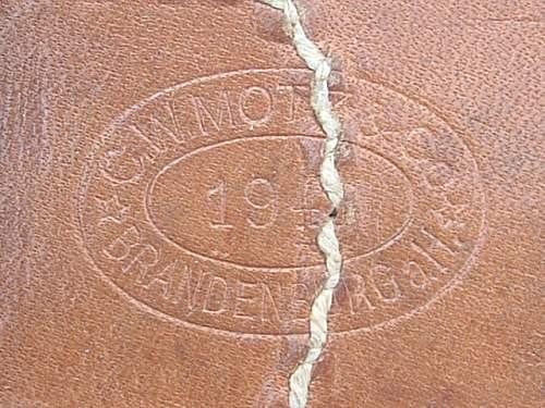 Click image for larger version.  Name:Steel C W Motz & Co Brandenburgh 1941 Tab.JPG Views:60 Size:130.3 KB ID:116928