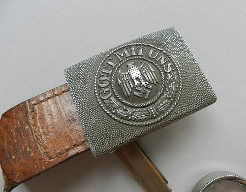 WH buckle
