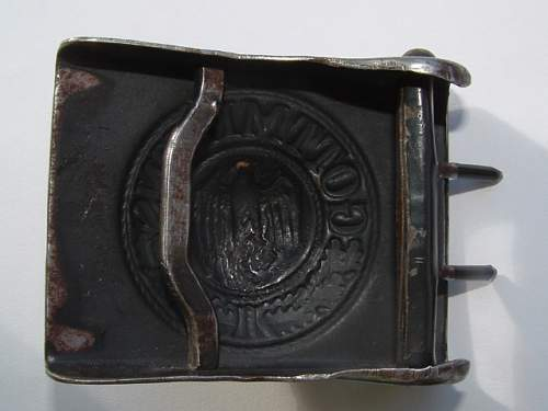 Click image for larger version.  Name:M4_42 Steel Crank Catch Hermann Aurich 1943 Rear.JPG Views:106 Size:119.5 KB ID:1214