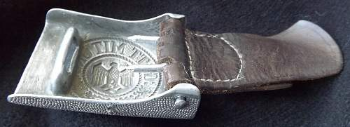 Balmberger Buckle