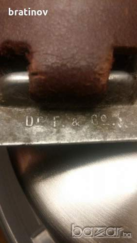 Original belt buckle?