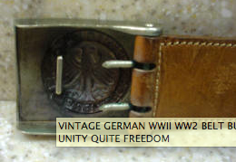 Help needed: Fake buckle or rare item?