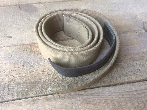 DAK Belt please help!