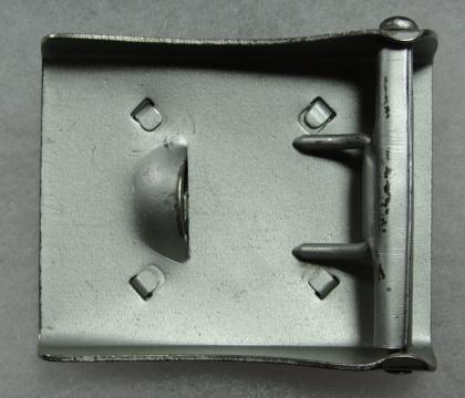 4 Aluminum and 1 Steel 2-Piece Heer Buckles: Opinions?