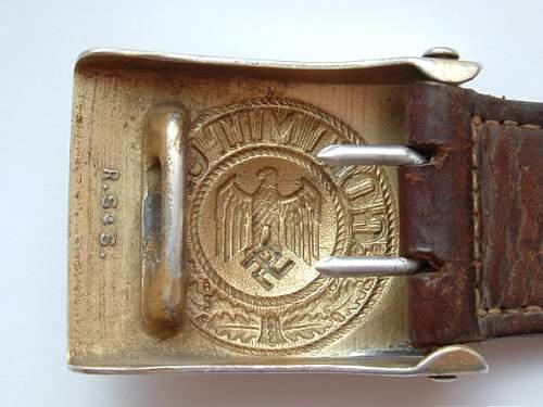 Click image for larger version.  Name:M4_38 Steel Richard Sieper & Sohne Gold KM 1938 Rear.JPG Views:126 Size:125.8 KB ID:1308