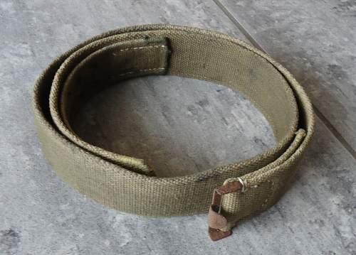 belts DAK help