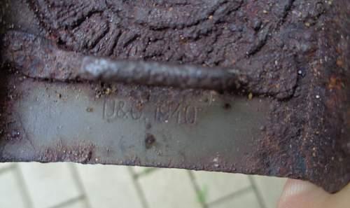 Gott Mit Uns Belt Buckle real or fake?