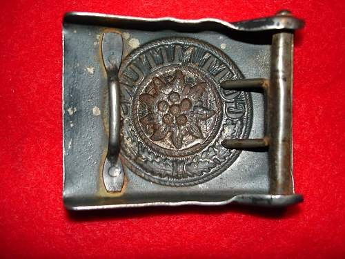 Converted  buckle