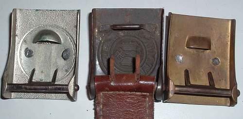 3x  Different Koppelschlosser - Opinions Needed Please