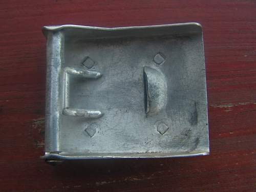 Aluminum Buckle Evaluation