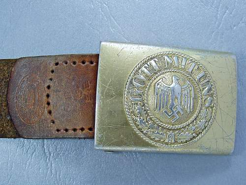 Need some help with some buckles....