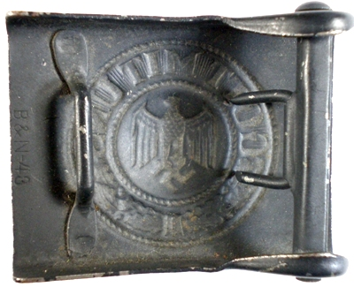 What type of buckle is this one...