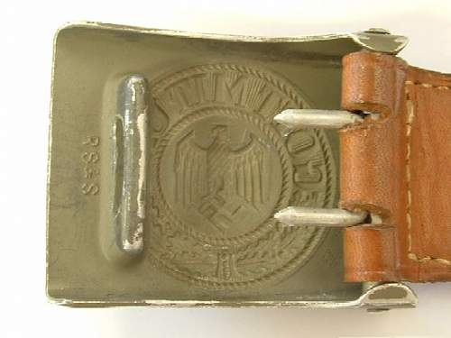 R.S & S Aluminium Heer Buckle - Opinions Please