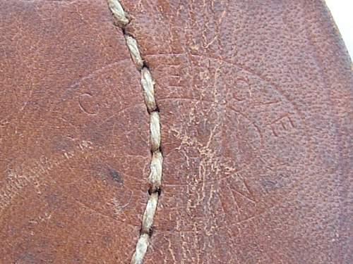 Variations in buckles
