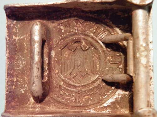 WH Belt Buckle - what period?