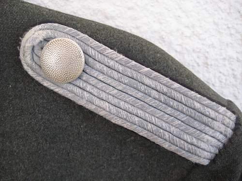 German Heer officer buckle