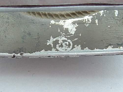 HEER buckle & tab - help identify maker