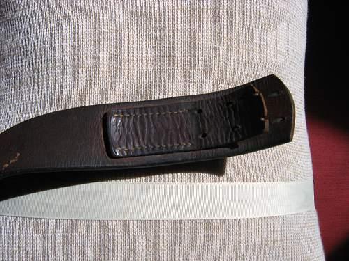 Belt&Buckle From Brimfield Show