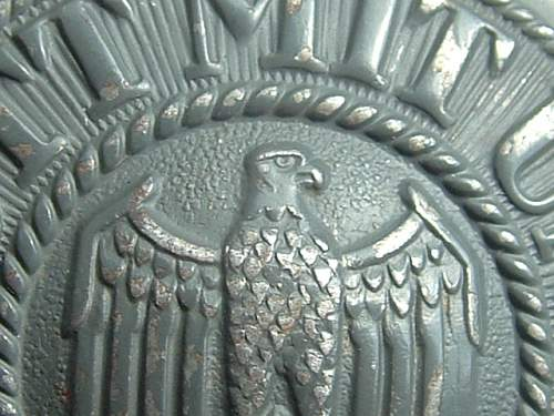 Click image for larger version.  Name:M4_22 Steel Christian Theodore Dicke Ludenscheid 1943 Eagle.JPG Views:26 Size:133.2 KB ID:367878