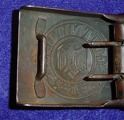 2 new buckles for opinion-