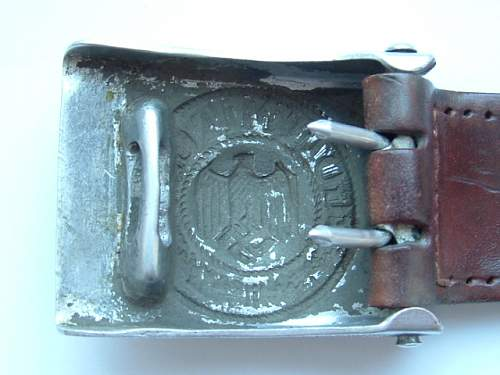 Click image for larger version.  Name:M9_34 Aluminium Werner Linker Duisberg 1939 Rear.JPG Views:35 Size:125.7 KB ID:419379