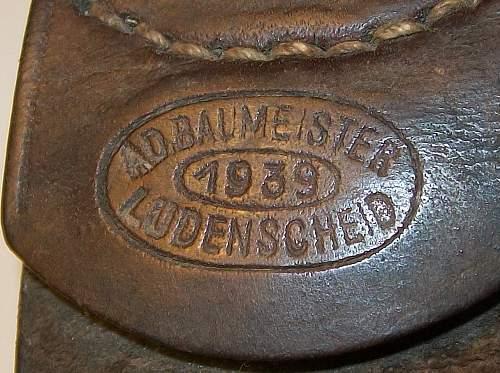 1939 Heer by Adolf Baumeister