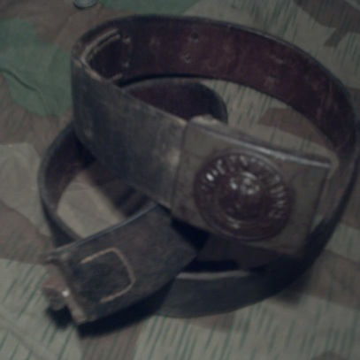 Heer belt & buckle: What would be the right price?