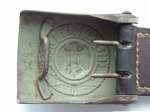 Questions - Frank & Co. Buckle and Belt
