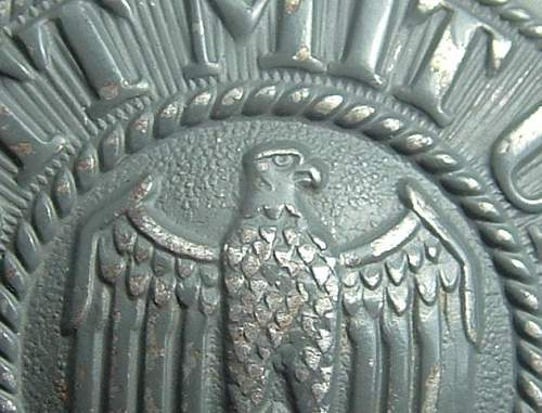 Click image for larger version.  Name:M4_22 Steel Christian Theodore Dicke Ludenscheid 1943 Eagle.JPG Views:91 Size:67.0 KB ID:437680