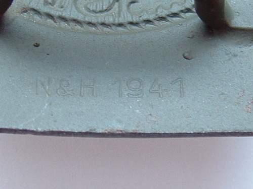 Click image for larger version.  Name:M4_25 Steel Noelle & Hueck 1941 Makers.JPG Views:138 Size:122.1 KB ID:437724